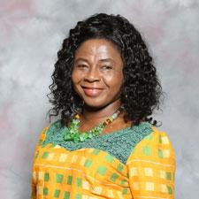 Pastor Monica Bentil